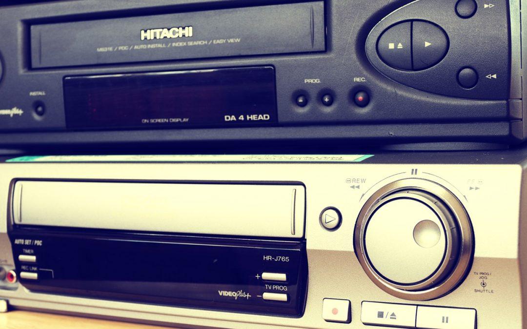 Poprawa jakości dźwięku i obrazu po przegraniu filmu z kasety