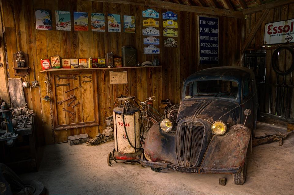 Profesjonalna stacja demontażu pojazdów